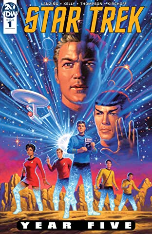 Star Trek: Year Five No.1