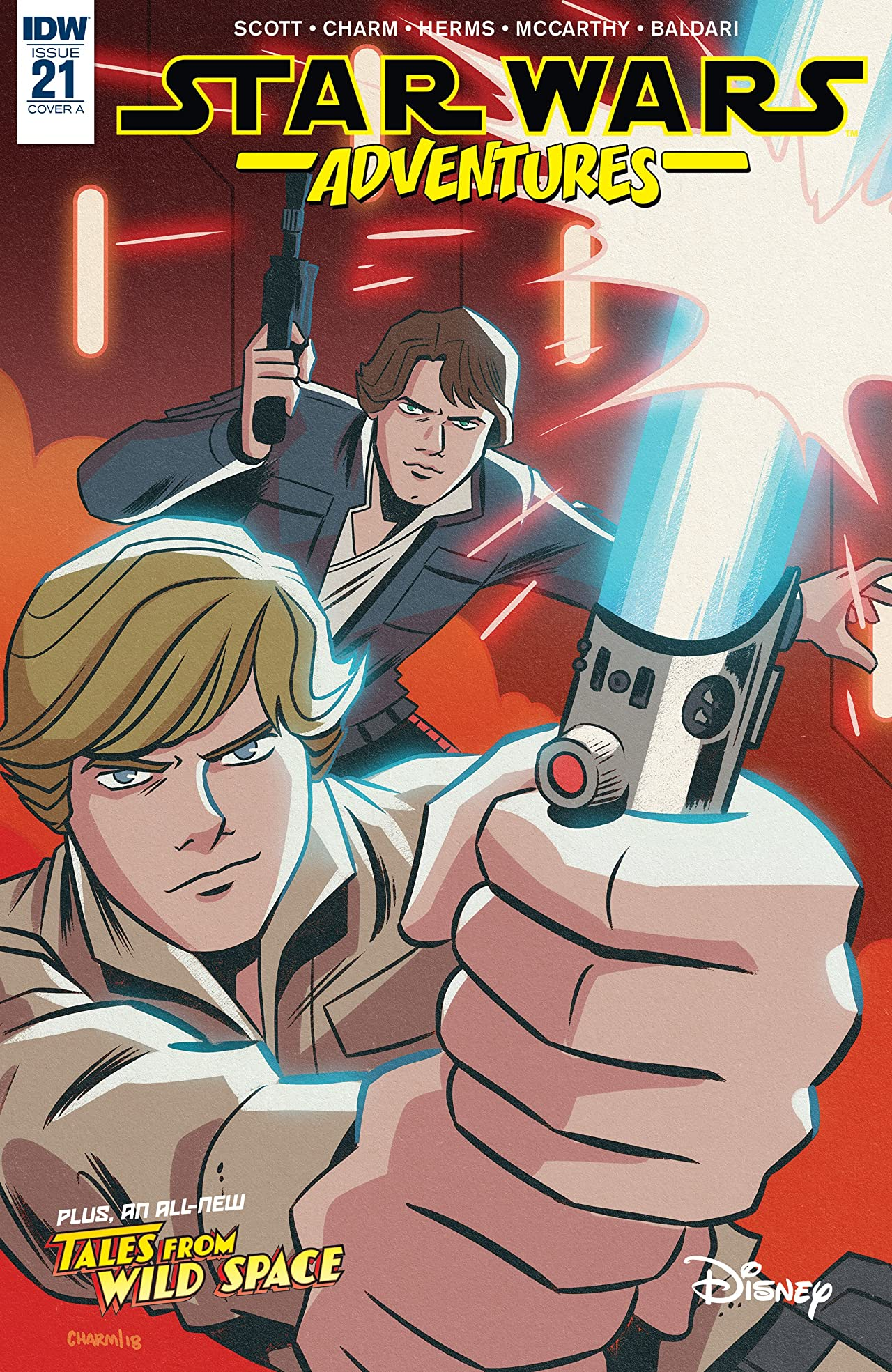 Star Wars Adventures (2017-2020) #21