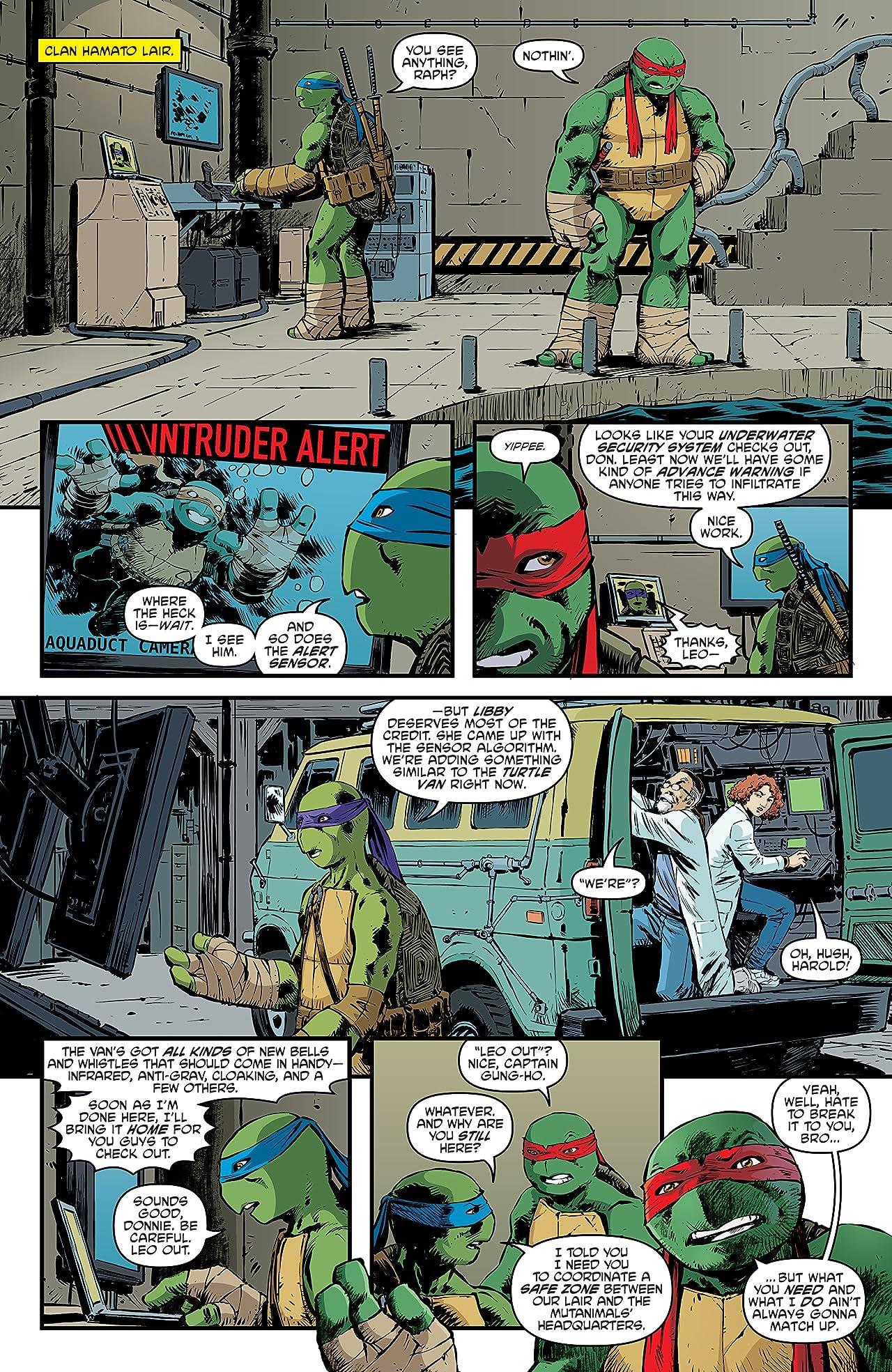 Teenage Mutant Ninja Turtles No.93