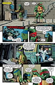 Teenage Mutant Ninja Turtles #93