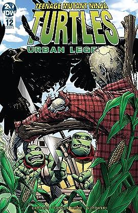 Teenage Mutant Ninja Turtles: Urban Legends #12