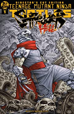 Teenage Mutant Ninja Turtles: Shredder in Hell #1: Director's Cut
