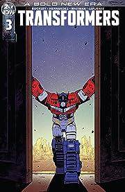 Transformers (2019-) #3