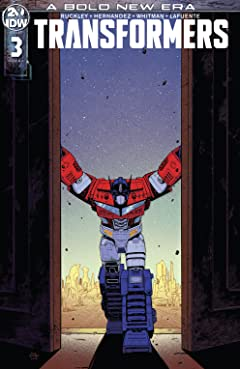 Transformers (2019-) #3