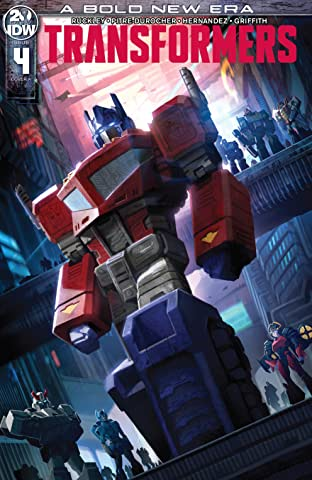 Transformers (2019-) #4