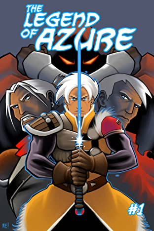 The Legend of Azure #1