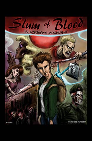 Slum of Blood Vol. 1: Blackjack's Moonlight