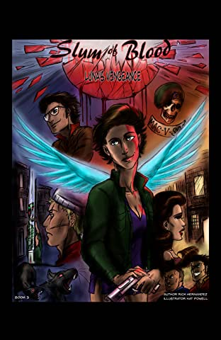 Slum of Blood Vol. 3: Luna's Vengeance