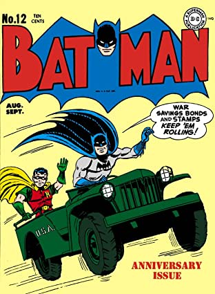 Batman (1940-2011) No.12