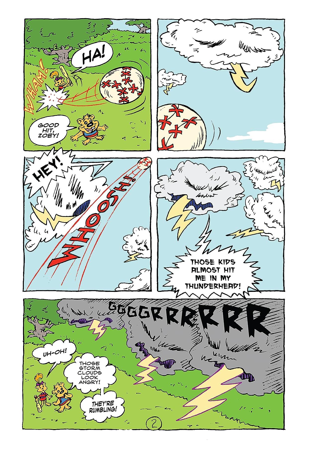 Snuffy & Zoey - Toybox Adventures #1