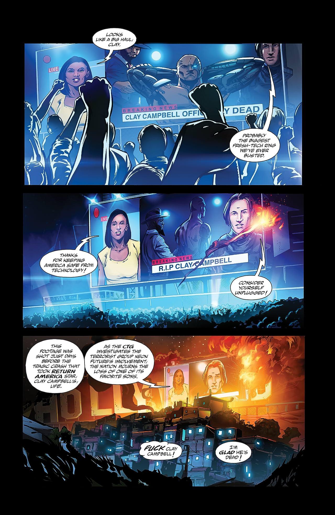 Neon Future #1