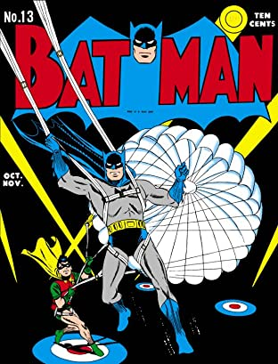 Batman (1940-2011) No.13