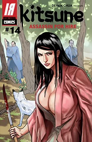 Kitsune: Assassin For Hire #14