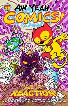 Aw Yeah Comics! #5