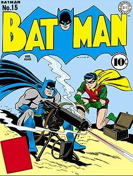 Batman (1940-2011) #15