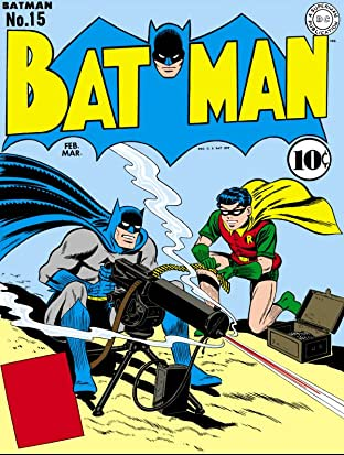 Batman (1940-2011) No.15