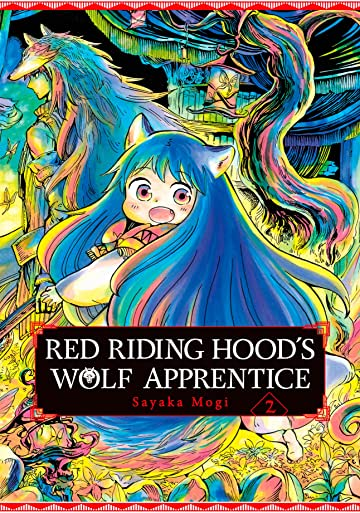 Red Riding Hood's Wolf Apprentice Vol. 2