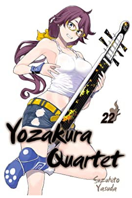 Yozakura Quartet Vol. 22