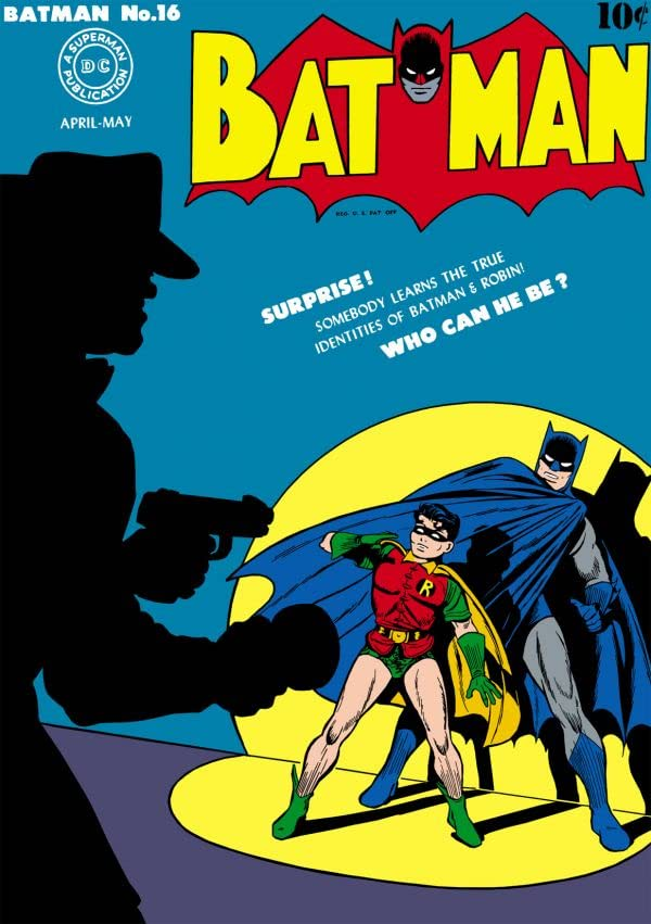 Batman (1940-2011) #16