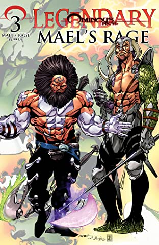 Legendary: Mael's Rage #3