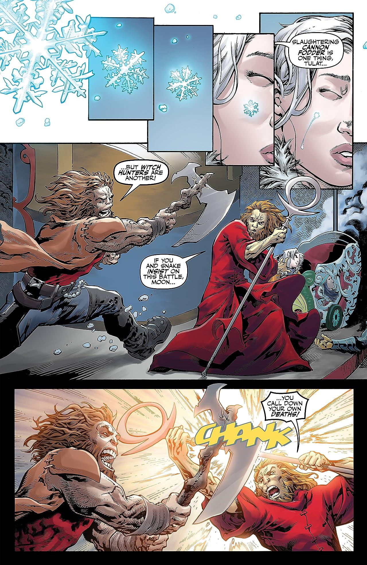 Legendary: Death of Pheros No.4
