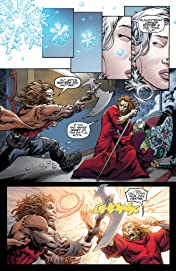 Legendary: Death of Pheros #4