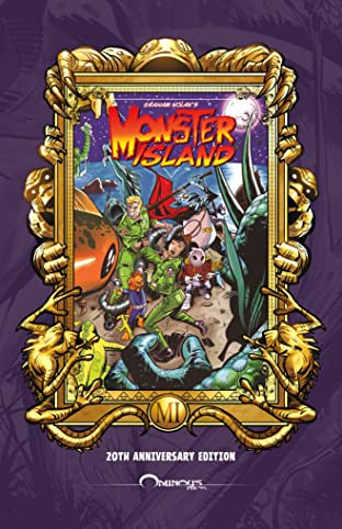 Graham Nolan's Monster Island 20th Anniversary Edition