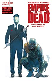 George Romero's Empire of the Dead: Act One #2 (of 5)