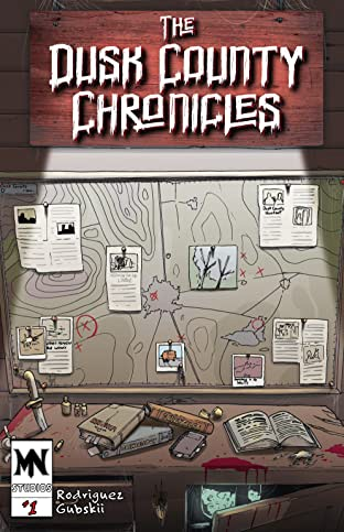 The Dusk County Chronicles Vol. 1: Welcome to Dusk County