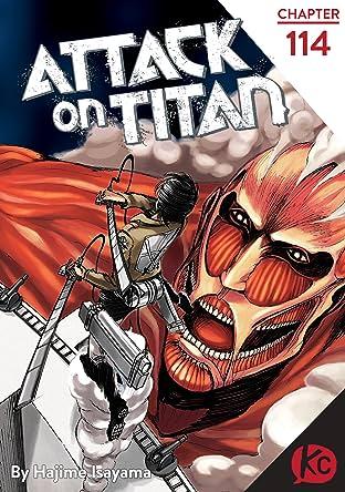 Attack on Titan No.114
