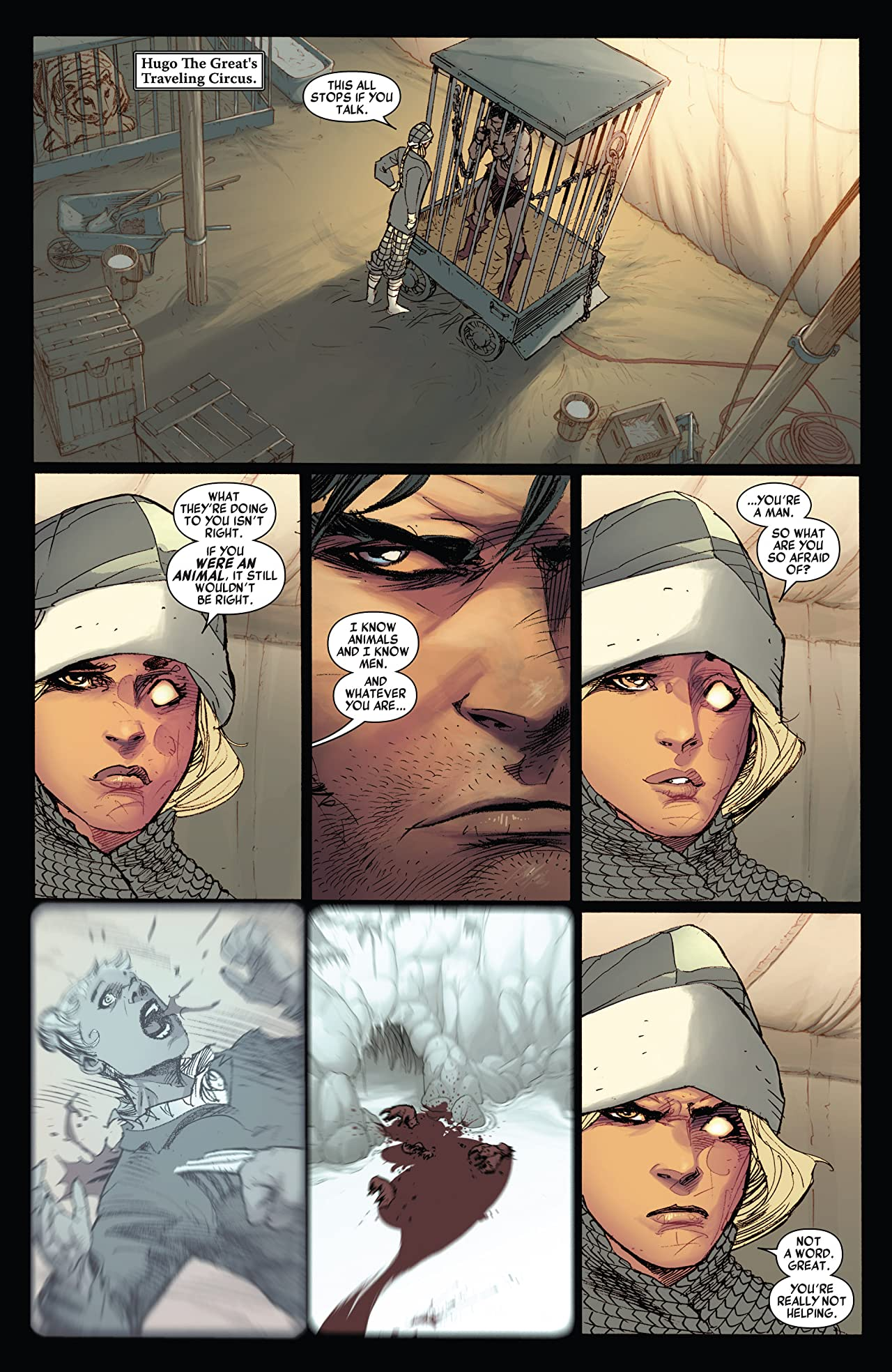 Origin II #3 (of 5)