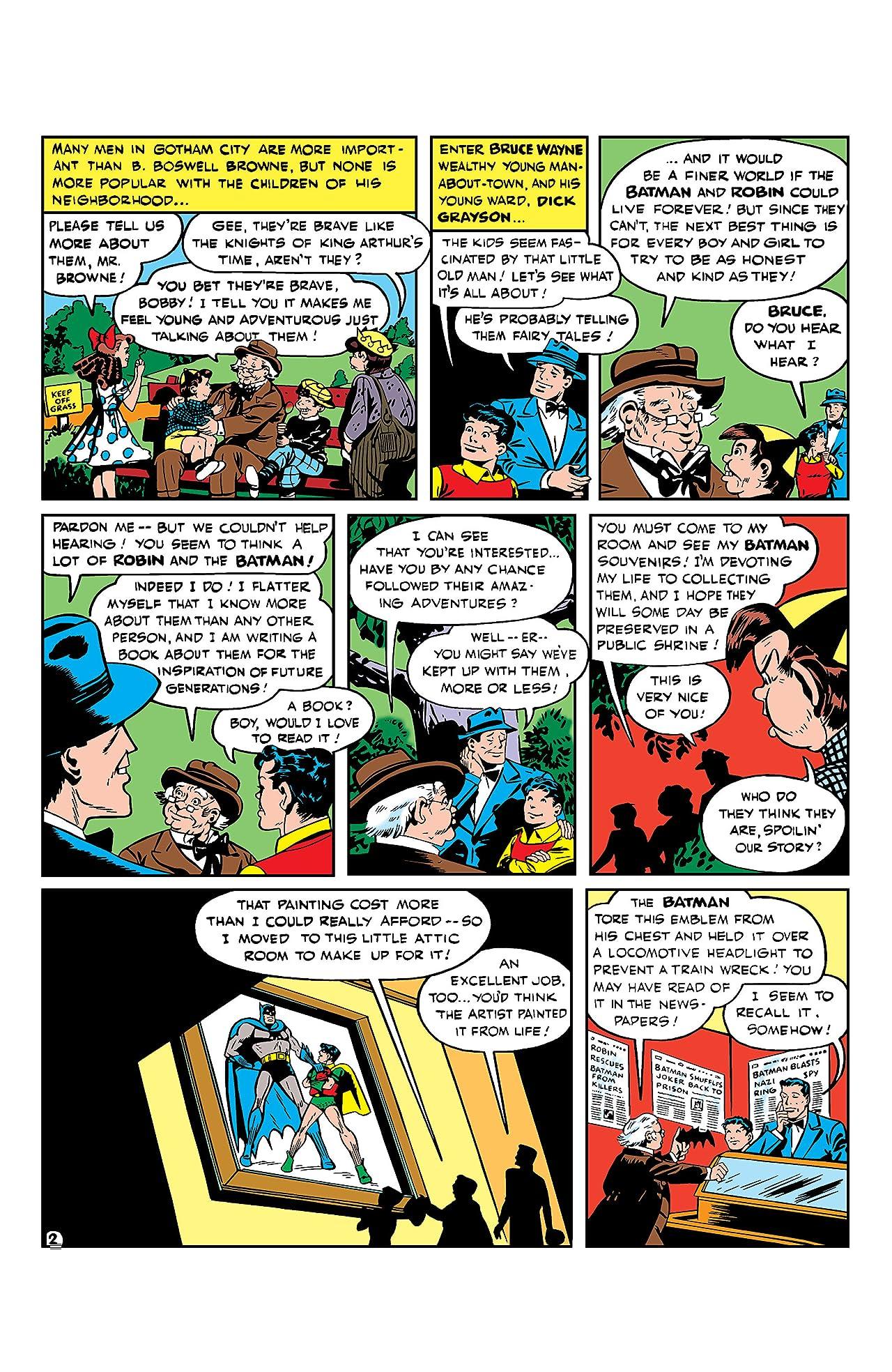 Batman (1940-2011) #17
