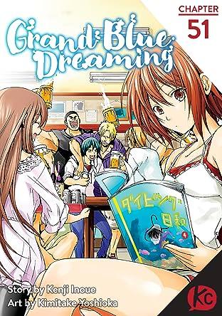 Grand Blue Dreaming #51