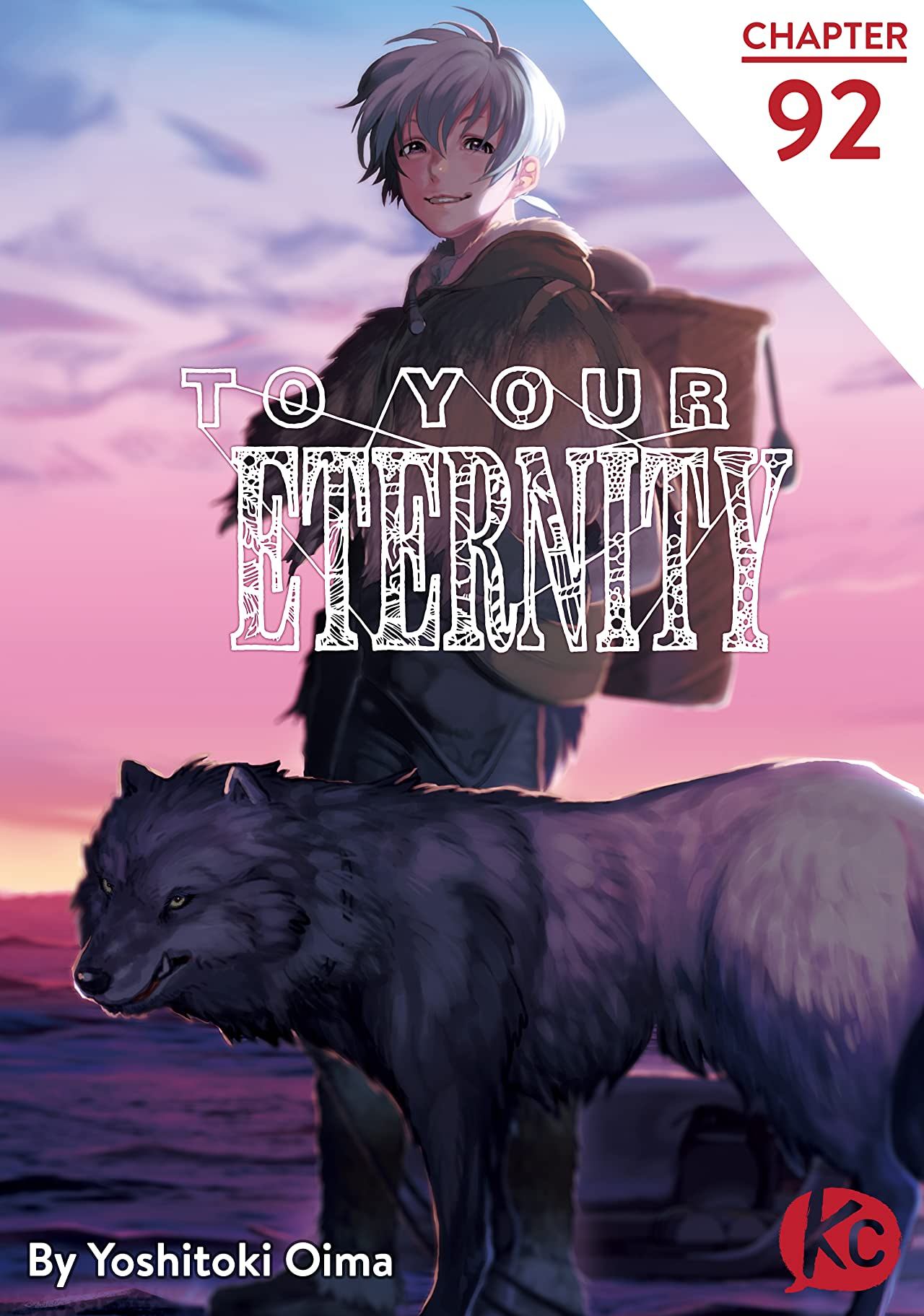 To Your Eternity #92