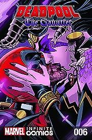 Deadpool: The Gauntlet Infinite Comic #6