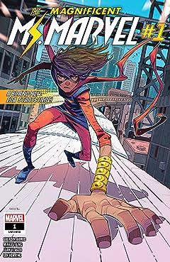 Magnificent Ms. Marvel (2019-) No.1