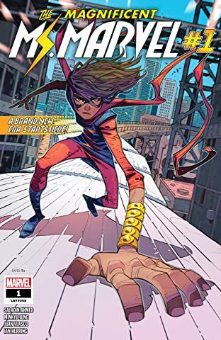 Magnificent Ms. Marvel (2019-) No.1