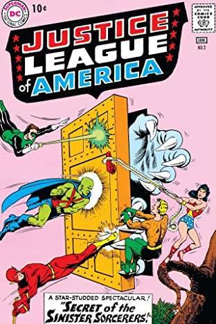 Justice League of America (1960-1987) No.2