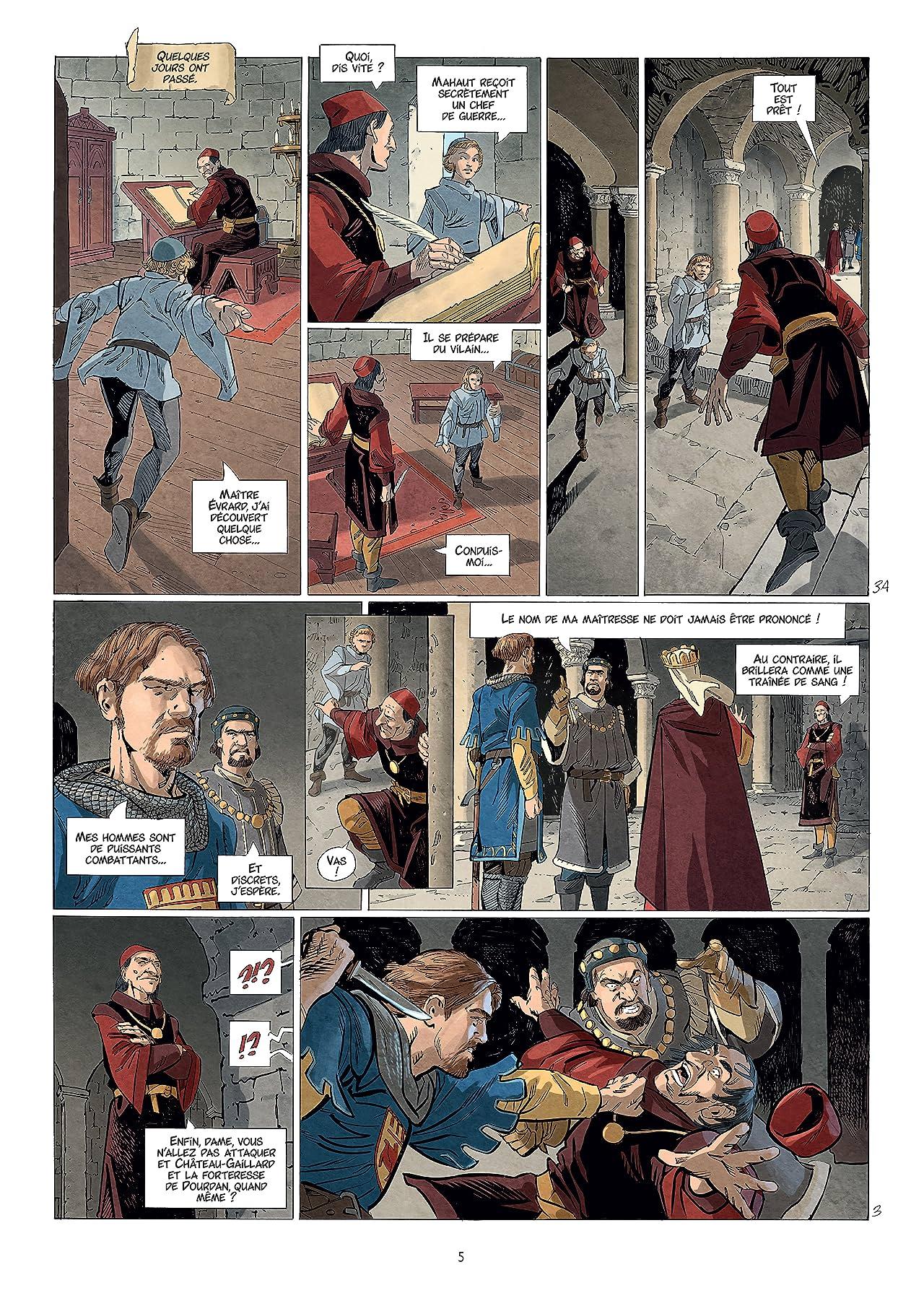 Les Reines de sang - Jeanne, la Mâle Reine Vol. 2