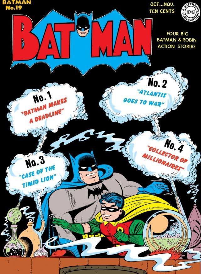 Batman (1940-2011) #19