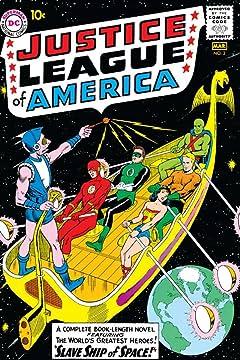 Justice League of America (1960-1987) No.3