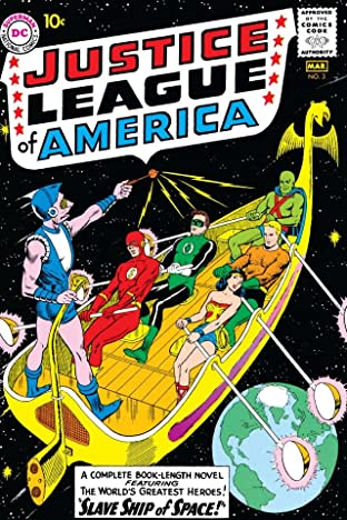 Justice League of America (1960-1987) No.3