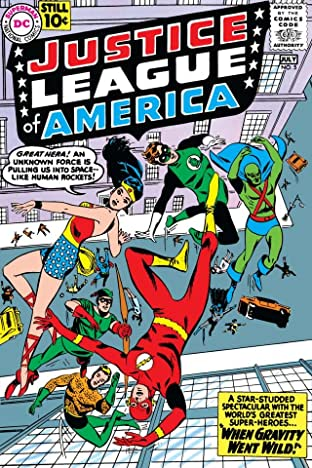 Justice League of America (1960-1987) No.5