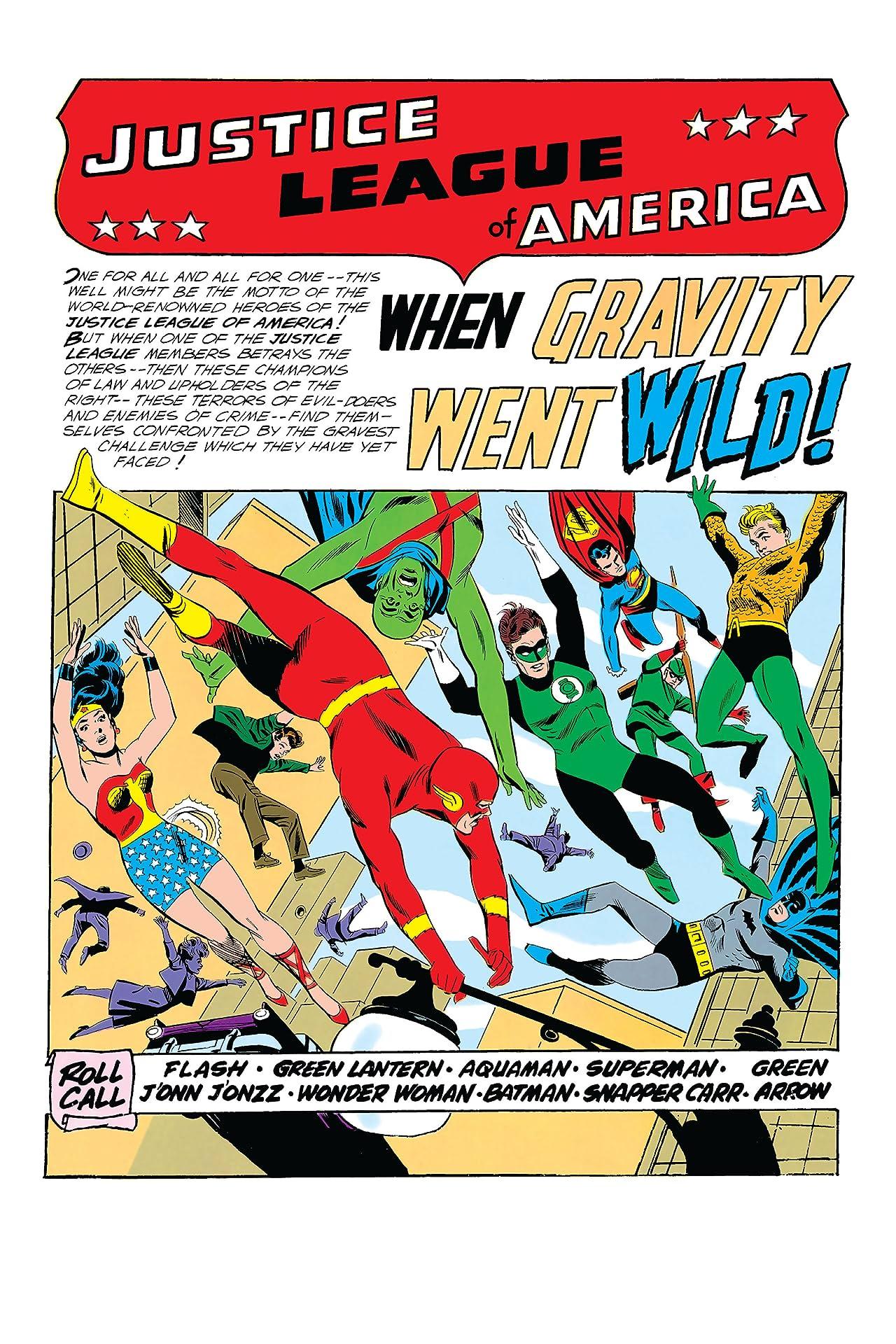 Justice League of America (1960-1987) #5