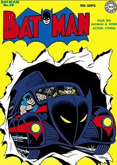 Batman (1940-2011) #20