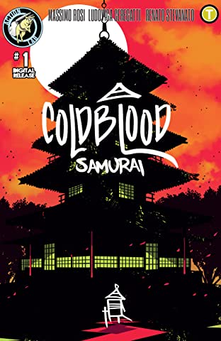 Cold Blood Samurai No.1