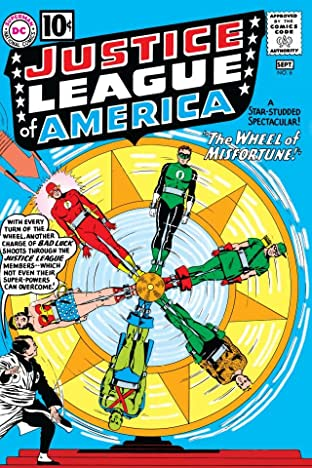Justice League of America (1960-1987) No.6