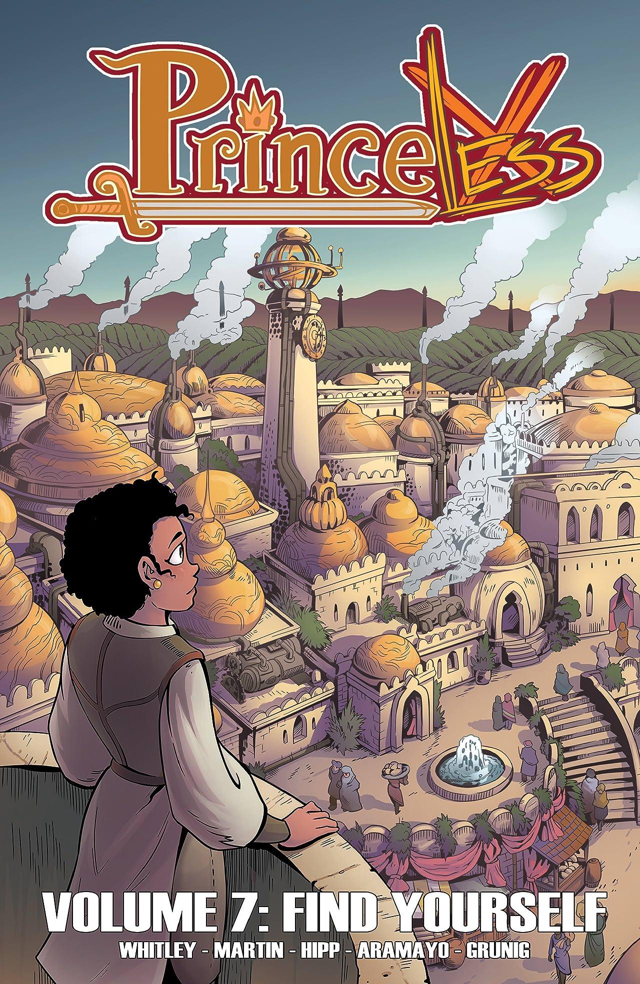 Princeless: Book 7 - Find Yourself
