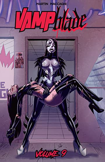 Vampblade Tome 9: Crisis on Alternate Earth