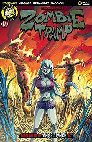 Zombie Tramp #58: Origin of Angel Lynch #2